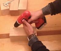 raised cutting board legs