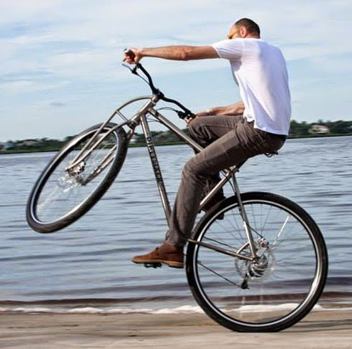 36erWheely Best Bikes for Tall People