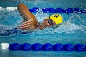 Best Swimming Strokes for People width Bad Backs