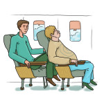 Tall Problems: Airplane Seat Legroom