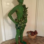 Tall Halloween Costumes: The Green Giant