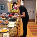Tall Problems: Low Kitchen Range Hood