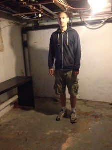Tall People Don't Like Basements