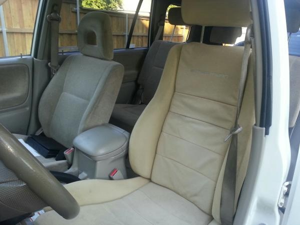 Car Seat For Tall People
