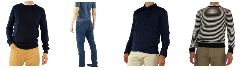 Clothes for Tall Slim Men by Cleaner Brighter