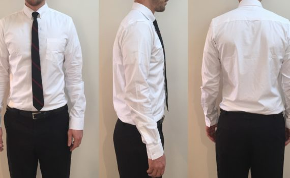 Dress shirts for tall skinny guys by Tall Slim Tees