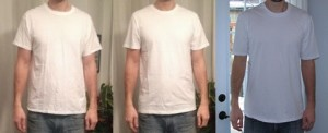 Extra Long Undershirts for tall skinny guys