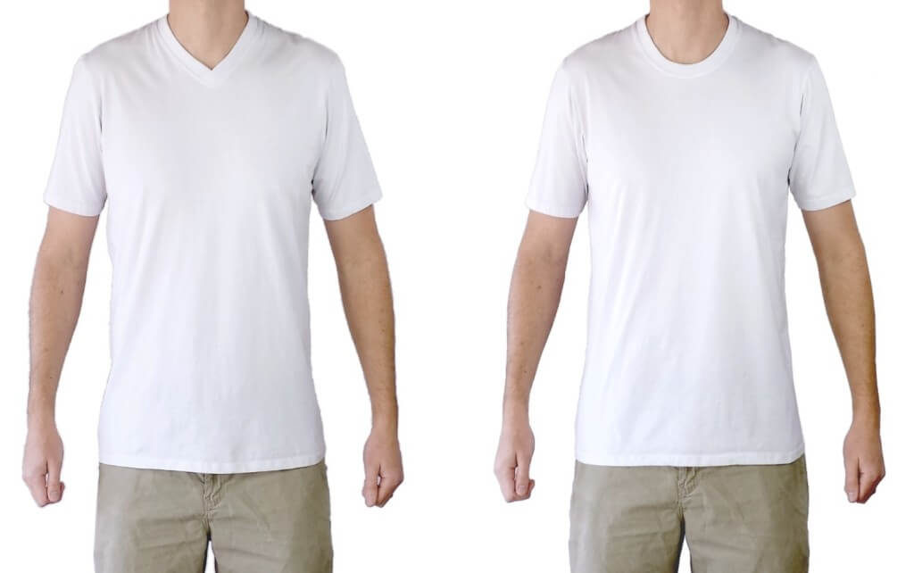 Extra Long Undershirts for tall skinny guys by TST