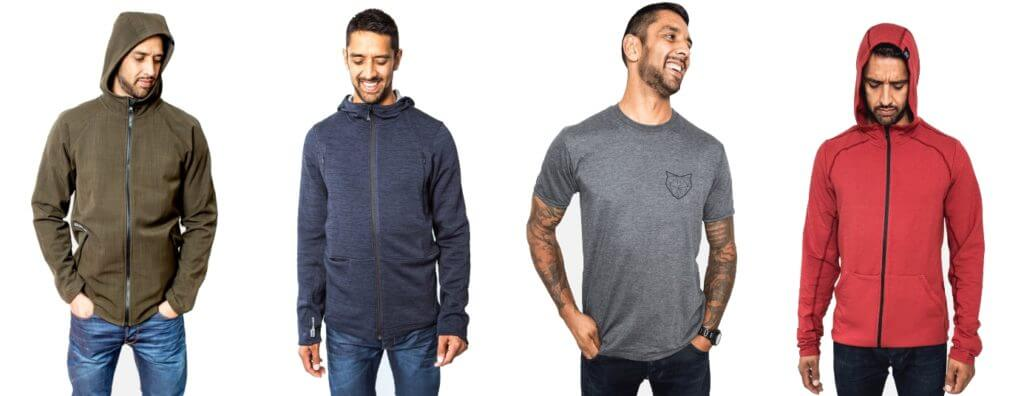 Clothes for Tall Slim Men by Tall Slim Tees