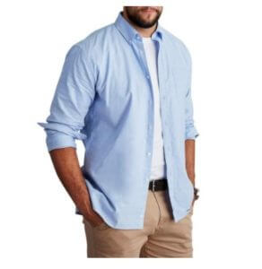 Tall Men's Dress Shirts
