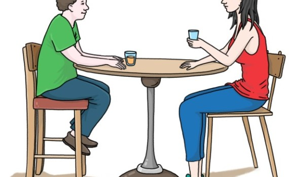 Tall Table for Tall People