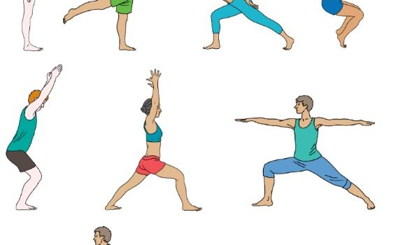 Yoga Poses for Tall People