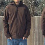 Tall Men's Jackets