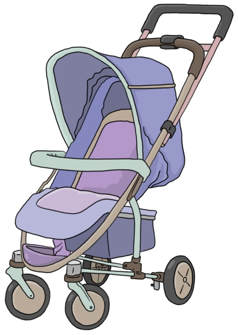 Tall Strollers for Tall Parents - Tall.Life