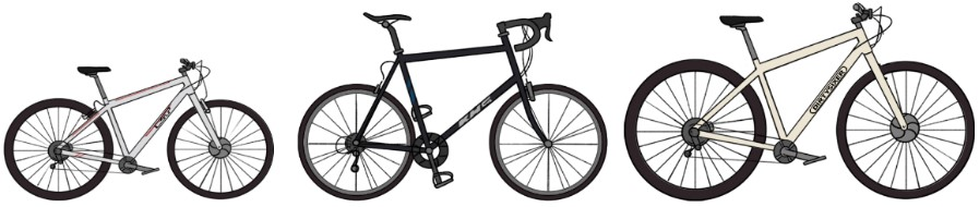Best Bikes for Tall People Wheel Sizes