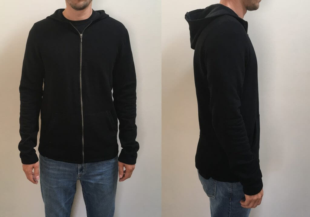 Navas Hawkins Hoodies for Tall Men