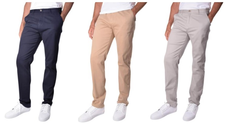 American Tall Chinos for Tall Skinny Guys