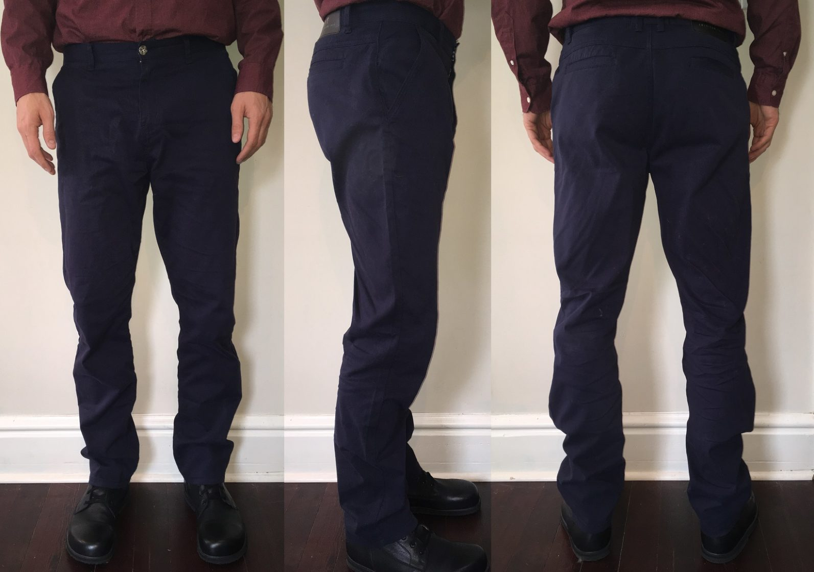 Chinos for Tall Skinny Guys