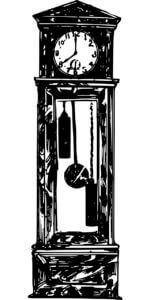 Grandfather Clock Pendulum Analogy for Walking Speed