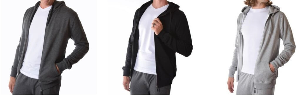 American Tall Hoodie for Tall Men
