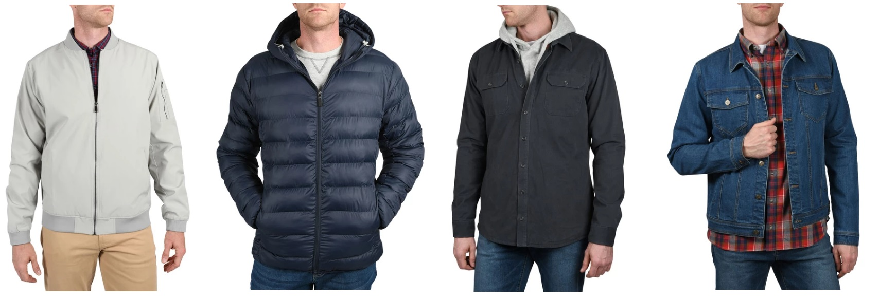 American Tall Jackets for Tall Men