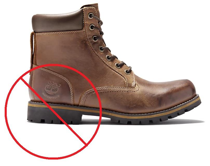 Ideal Footwear for Tall People: Zero