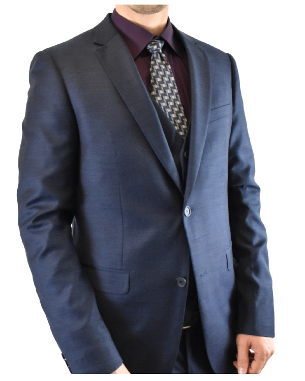 Custom Suit Jackets for Tall Men