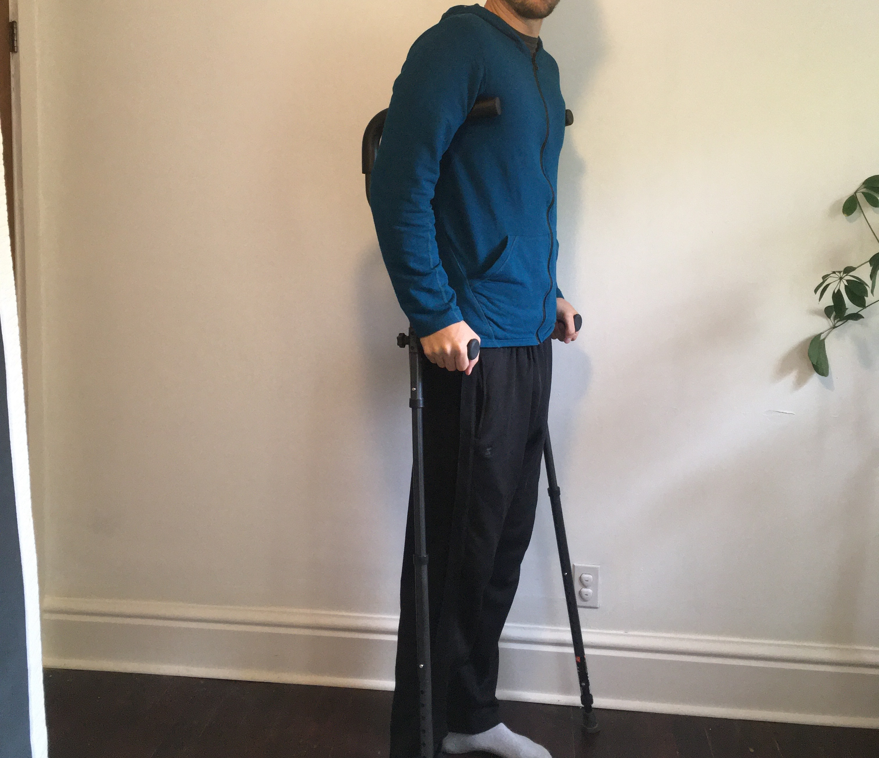 Extra Long Crutches for Tall People