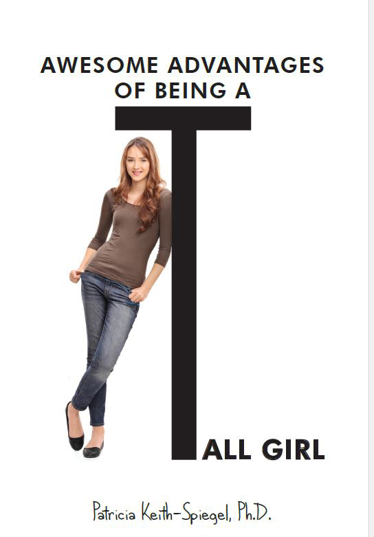 Books for Tall People: Awesome Advantages of Being a Tall Girl