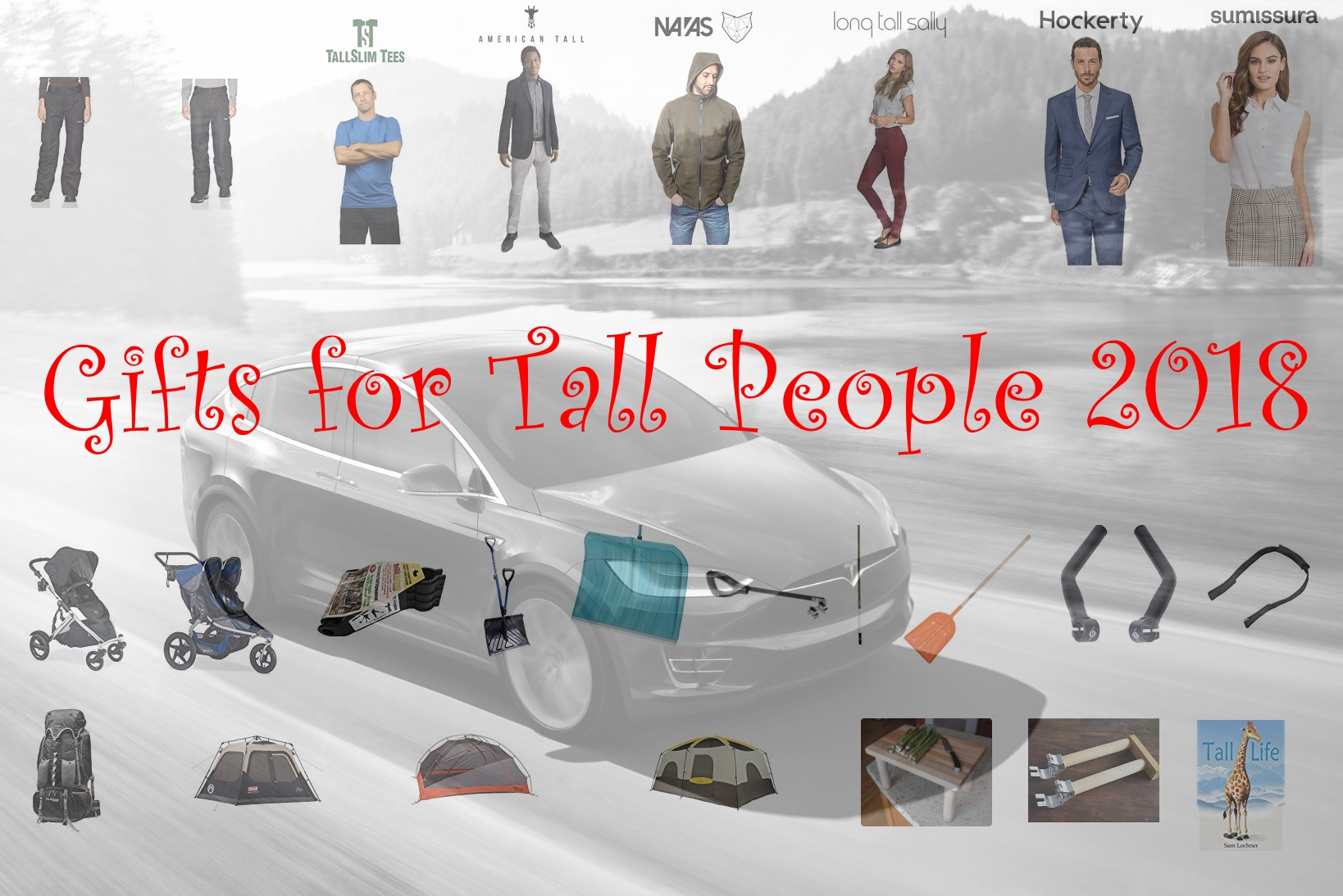 gifts for tall people 2018